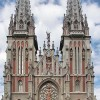 Николаевский костел в Киеве. Католическая церковь и Национальный дом органной и камерной музыки в одном здании