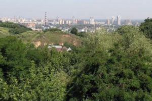 Пейзажная аллея в Киеве: детский парк и любимое место отдыха киевлян