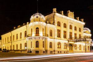 Национальная филармония Украины: концерты классической музыки в колонном зале с потрясающей акустикой