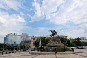 Видео экскурсия по главным достопримечательностям Киева