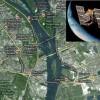 Спутниковая карта Киева