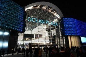 Ocean Plaza: впервые в Киеве торговый центр европейского уровня!