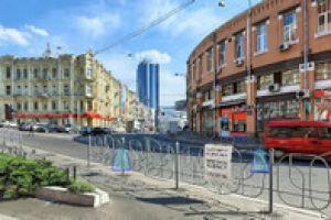 Виртуальная панорама: Бессарабская площадь Киева