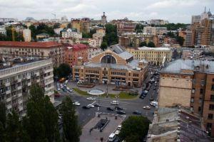 Бессарабская площадь – знаменитая киевская «Бессарабка»