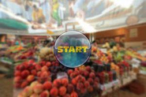 3D виртуальный тур по киевскому Бессарабскому рынку