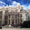 Дом с химерами – популярная достопримечательность города Киева