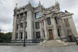 Сферическая 3D панорама Дома с химерами в Киеве