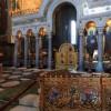 Виртуальная панорама иконостаса в Владимирском соборе