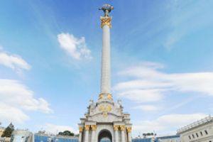 Виртуальная панорама монумента в честь независимости Украины