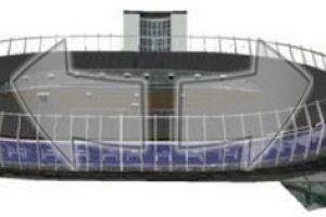 Виртуальный 3D обзор НСК «Олимпийский» в Киеве