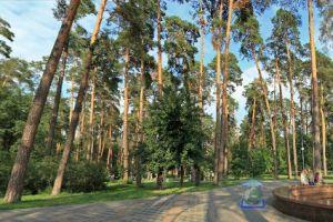 Виртуальный обзор парка «Партизанской Славы» в Киеве