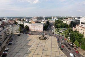 Софийская площадь – центр древнего Киева