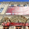 Сферический обзор здания театра оперетты в Киеве