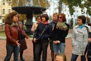 Пешеходные экскурсии по Киеву