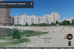 Фотосфера озера «Солнечное» в Киеве