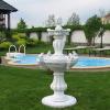 Декоративные фонтаны и бассейны для сада