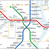 Схема метро Киева