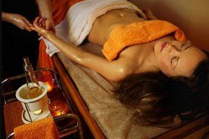 Аюрведический массаж в Киеве