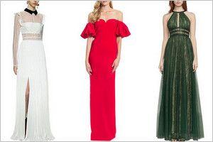 Выход в свет: выбираем платье для красной дорожки