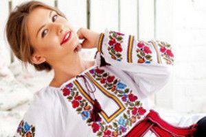 Виды вышиванок Украины