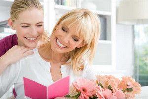 Идеи подарков на ДР родной маме