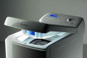 Вертикальная стиральная машина — экономия места в квартире