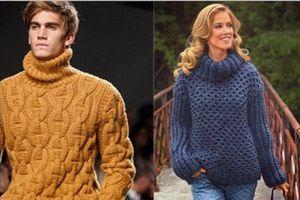 Свитер, пуловер, свитшот, лонгслив – в чем разница?