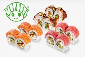 Где в Ирпене заказывают суши?