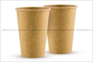 Преимущества крафтовых стаканов для кофе