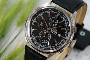 Часы Orient — аксессуар, который всегда в моде