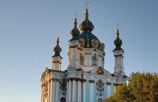 Андреевская церковь 1