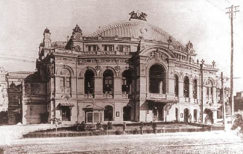 Национальный академический театр оперы и балета Украины имени Т. Шевченко 2