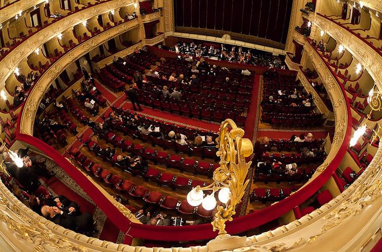 Национальный академический театр оперы и балета Украины имени Т. Шевченко