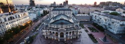 Национальный театр оперы и балета Украины фото им. Т.Г.Шевченко