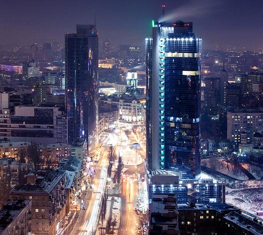 бульвар Леси Украинки