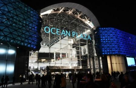 центр ocean plaza kiev
