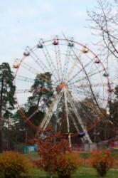 Парк Партизанской Славы фото