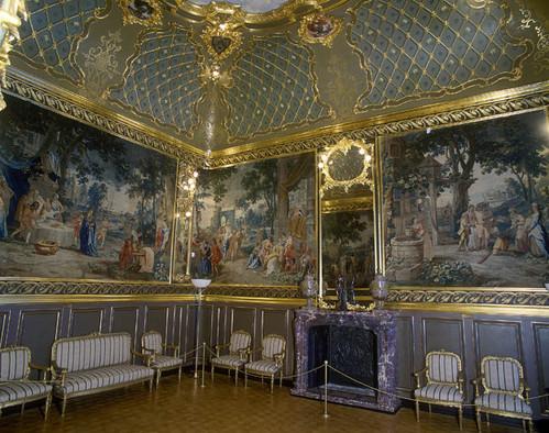 Золотой кабинет в доме Ханенко фото