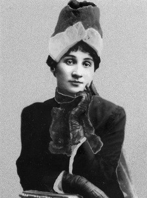 Фото-портрет Марии Заньковецкой