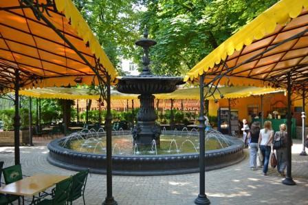 Кафе Золотые Ворота Киев
