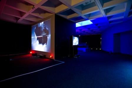 Игровая зона Киевского планетария Атмосфера 360