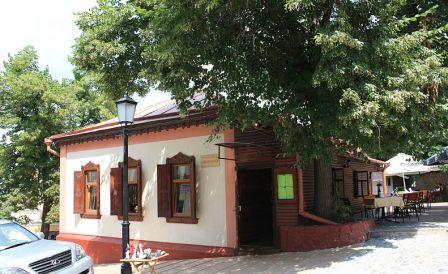 Кафе Світлиця на Андреевском спуске