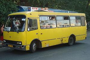 Маршрутки Киева