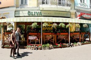 Ресторан Олива в Киеве