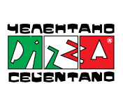 Челентано Пицца Киев лого