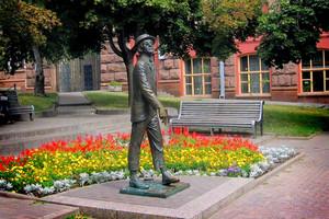 Пешеходные экскурсии памятники Киев