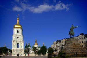 Софийский собор в Киеве пешеходная экскурсия