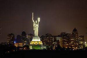 Экскурсионный автобусный тур Киев вечерний (Родина мать)