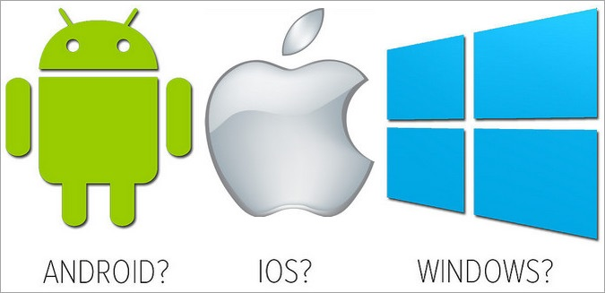 Какая операционная система для планшета лучше Android, iOS, Windows