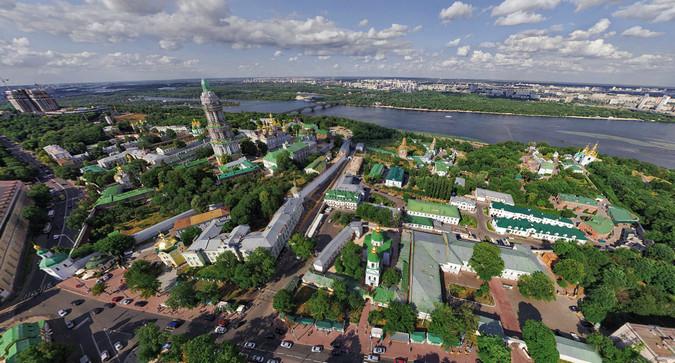Киево-Печерская лавра - главные достопримечательности Киева